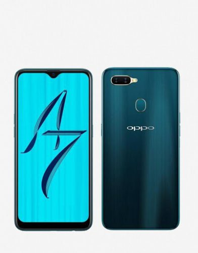 Oppo A7 Image