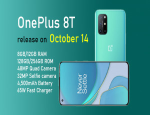 OnePlus 8T Price in Bangladesh, Spec and released on Oct 14 News Image