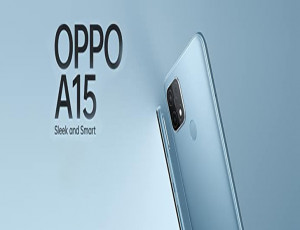 Oppo A15 Image